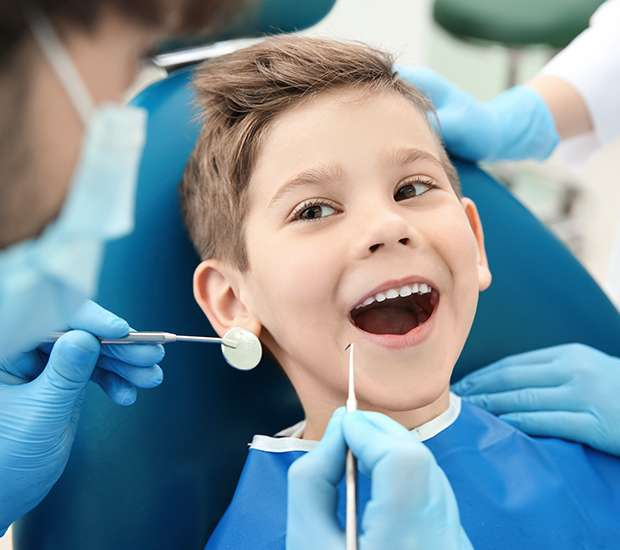 King George Dental Sealants