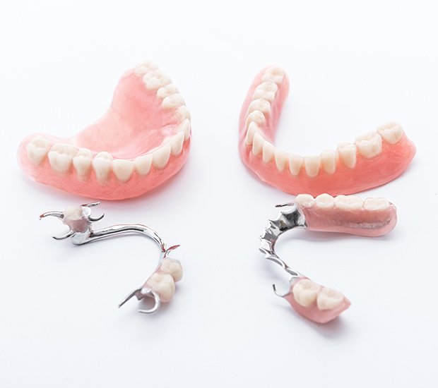 King George Dentures and Partial Dentures